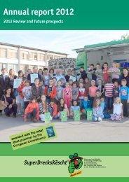 Annual report 2012 - SuperDrecksKÃ«scht