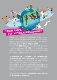 Le programme du Salon - Fédération Française des Associations ...