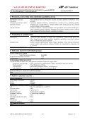 saugumo duomenų kortelė - Page 3