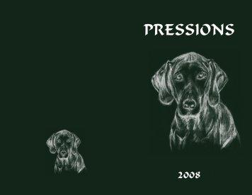 Pressions 2008 - Memorial High School - Madison Metropolitan ...