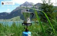 webmontag vortrag pdf - Wohlgeraten Tagebuch - Alpen - Leben - Stil