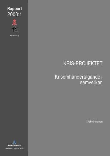 Kris-projektet, delrapport I.pdf