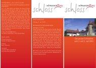 Das grosse Schlossfest vom 2. und 3. Juli 2010 - strongT