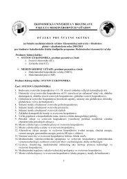 Otázky na bakalárske štátne skúšky platné pre akademický rok 2010 ...