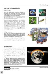 4100-UK - The Parker Story - regula servis