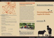 Museumspädagogisches Angebot für Schulen - Archäologisches ...