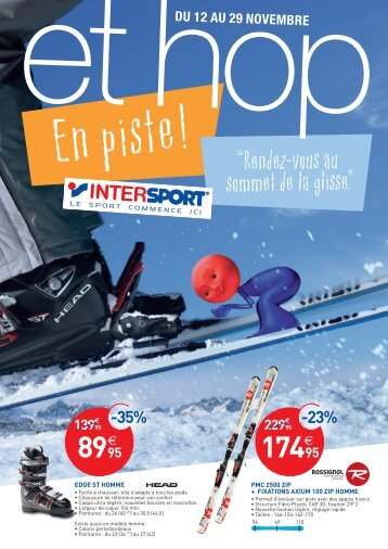 Télécharger PDF (9 Mo) - Intersport