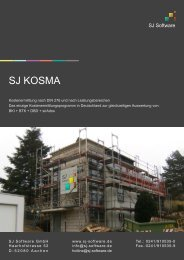 SJ KOSMA - SJ Software GmbH