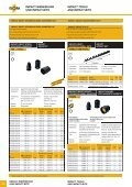 IMPAcT TOOLS AND IMPAcT,BITS - DMT-tools.dk - Page 4