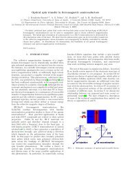 Optical spin transfer in ferromagnetic semiconductors