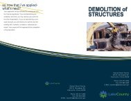 Demolition_of_structures - Lake County Illinois