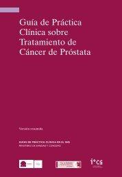 GPC Cáncer de Próstata - GuíaSalud