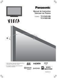 Manual TX-P42 - P50S10B - 0207-2.pmd - Panasonic