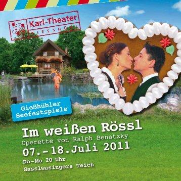 Im weißen Rössl - Karl-Theater