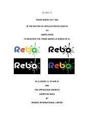 O/103/11 - UK Intellectual Property Office