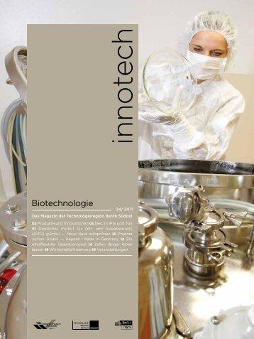 forschen entwickeln produzieren - Innovationspark Wuhlheide ...