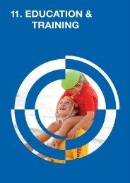 11.0 Education Training - Surf Life Saving NSW