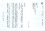 Dopis předsedy AV ČR adresovaný Evropské komisi ve věci ...