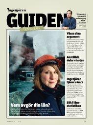 Guiden nr 1 2010 - Ingenjören