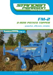 2-ROW POTATO TOPPER