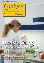 5 - Nederlandse Vereniging van bioMedisch ...