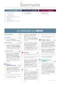 LA SEMAINE JURIDIQUE - LexisNexis - Page 2