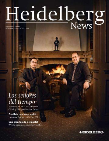 Heidelberg News Número 269