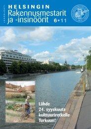 Yhdistyksen jäsenlehti 6/11, PDF tiedosto - Helsingin ...