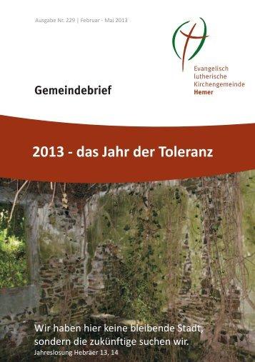 Musik und Bewegung - Evangelische Kirchengemeinde Hemer