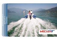 Rigid Inflatable Boats per il diporto - Valiant