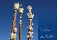 Galiwin'ku - pdf - East Arnhem Shire Council - Northern Territory ...
