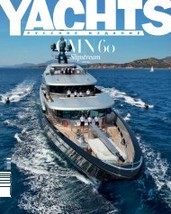 CMN 60 Slipstream - CMN Yacht Division