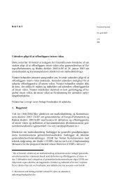 Notatet kan læses her - Finanstilsynet