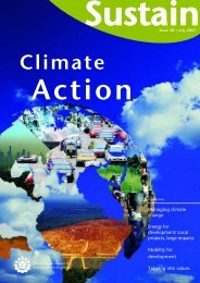 Sustain # 28 CLIMATE. - Jul 2007 - Sustentabilidad.uai.edu.ar