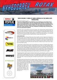 0708 - Nyhedsbrev 18 - 2010.pub - HL Kart Racing