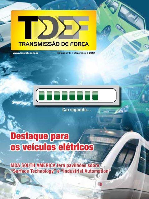 Edição 8 download da revista completa - Logweb
