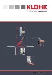 PDF-Katalog laden - Klohk