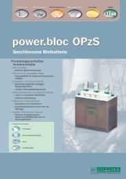 power.bloc OPzS - Esomatic.de