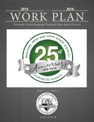 Work Plan (2015-2016)