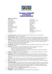HSA Sprint - Curborough 9 October 2011 Permit No: 66648 Nat. B
