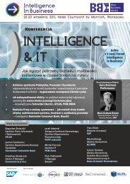 Intelligence & IT - Blue Business Media