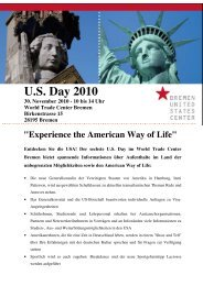 US Day 2010 HandOut