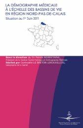 Pas-de-Calais - Conseil National de l'Ordre des Médecins