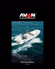 ZODIAC - Avon Inflatable Boats and Ribs