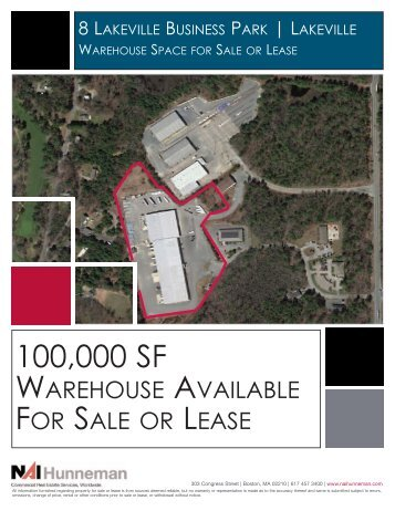 100,000 SF - NAI Global