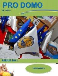 PRO DOMO aprilie_2011.pdf - C.E.C.C.A.R. – Filiala Brasov