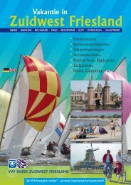 Zuidwest Friesland - Landgoed De Klinze