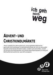 ADVENT-UND Christkindlm