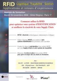 téléchargez le programme complet (format .pdf) - Groupe Solutions