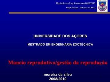 Prof. Dr. Fernando Moreira da Silva - Universidade dos Açores